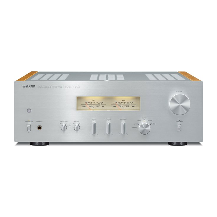 Yamaha AS1100SLB 2 Channel stereo amplifier - 90W RMS